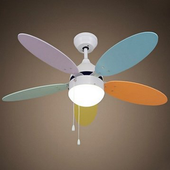Hanging Fan Design icon