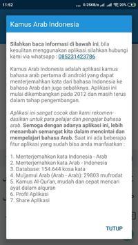 Kamus Arab Indonesia screenshot 6