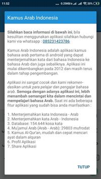 Kamus Arab Indonesia screenshot 6