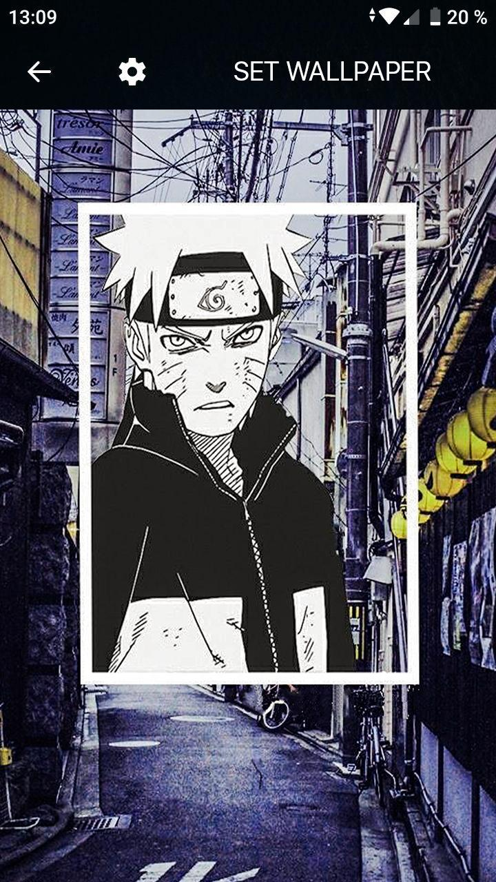 Aesthetic Naruto Hd Ripple Wallpaper For Android Apk Download