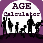 Age Calculator with Categorized Age icon