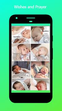 New Baby Wishes poster