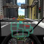 City Bus Driver ikona