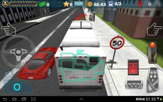 Город водитель автобуса скриншот 11