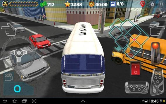Город водитель автобуса скриншот 15