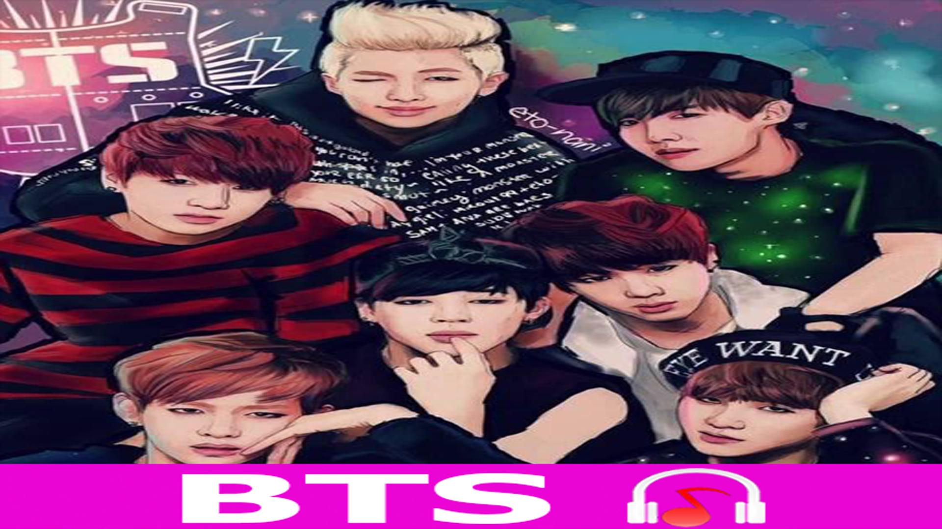 BTS Music - All BTS Songs Mp3 for Android - APK Download
