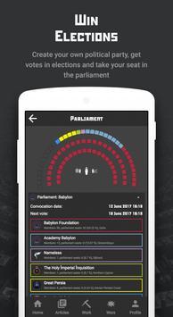 Rival Regions: world strategy of war and politics screenshot 2