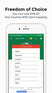River VPN - Ultimate Free Proxies screenshot 3