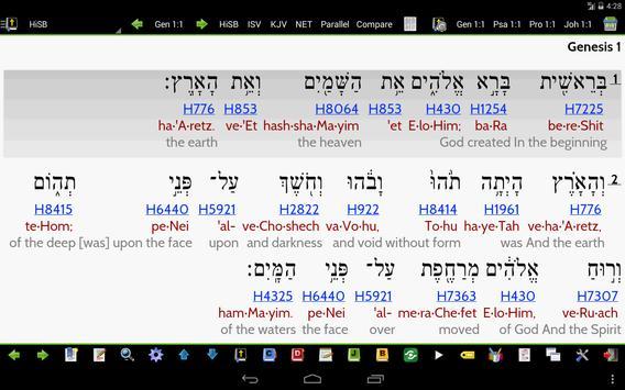 MySword Bible screenshot 10