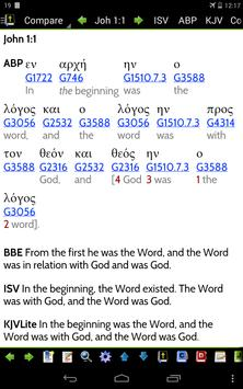 MySword Bible screenshot 13