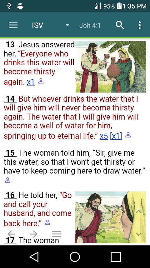 MySword Bible for Android - APK Download