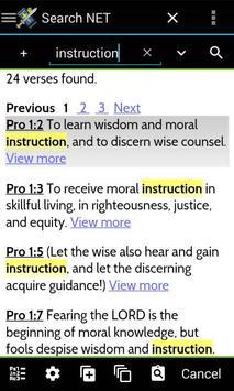 MySword Bible screenshot 2