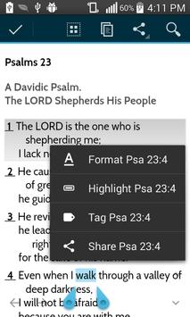 MySword Bible screenshot 7