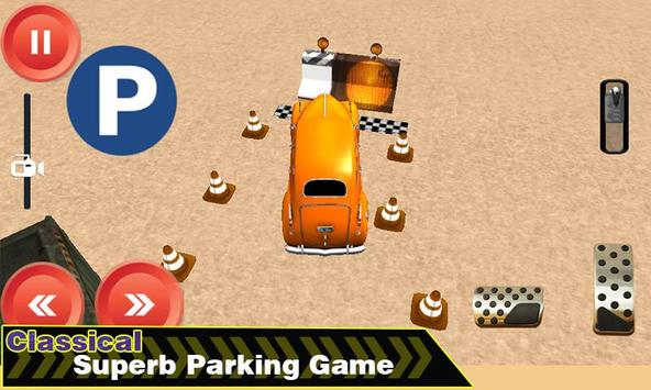4x4 EXtreme Car parking 3D simulator 2019 screenshot 3