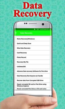 Data Recovery screenshot 5