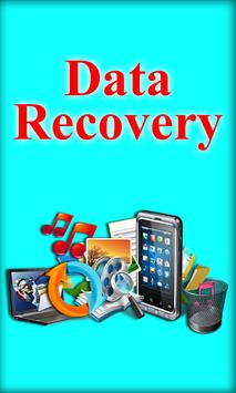 Data Recovery poster