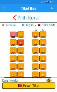 Tiket Bus Gratis - Trik & Tips screenshot 3