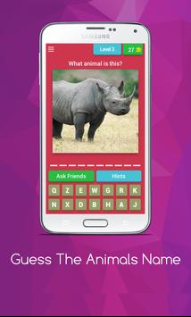 Learn Animals Names Quiz screenshot 2