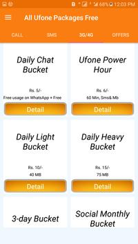 Ufone international call packages for uae 2018