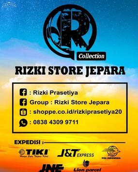 Rizki Store Jepara poster