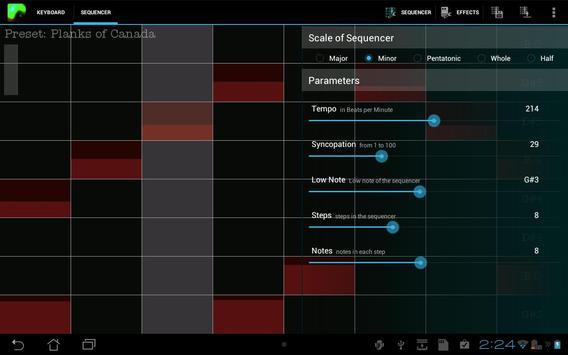Plasma Sound تصوير الشاشة 1
