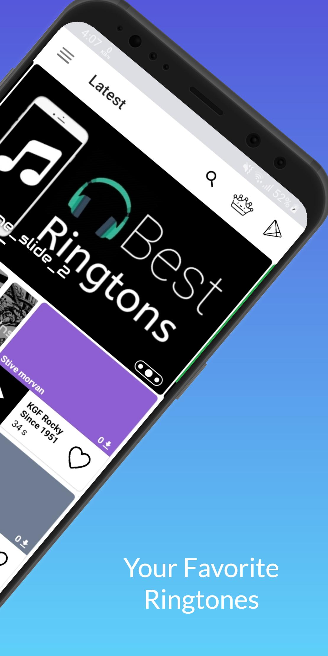 Music Ringtone Android App Best Ringtones For Android Apk Download
