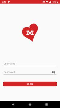 MRJ App poster