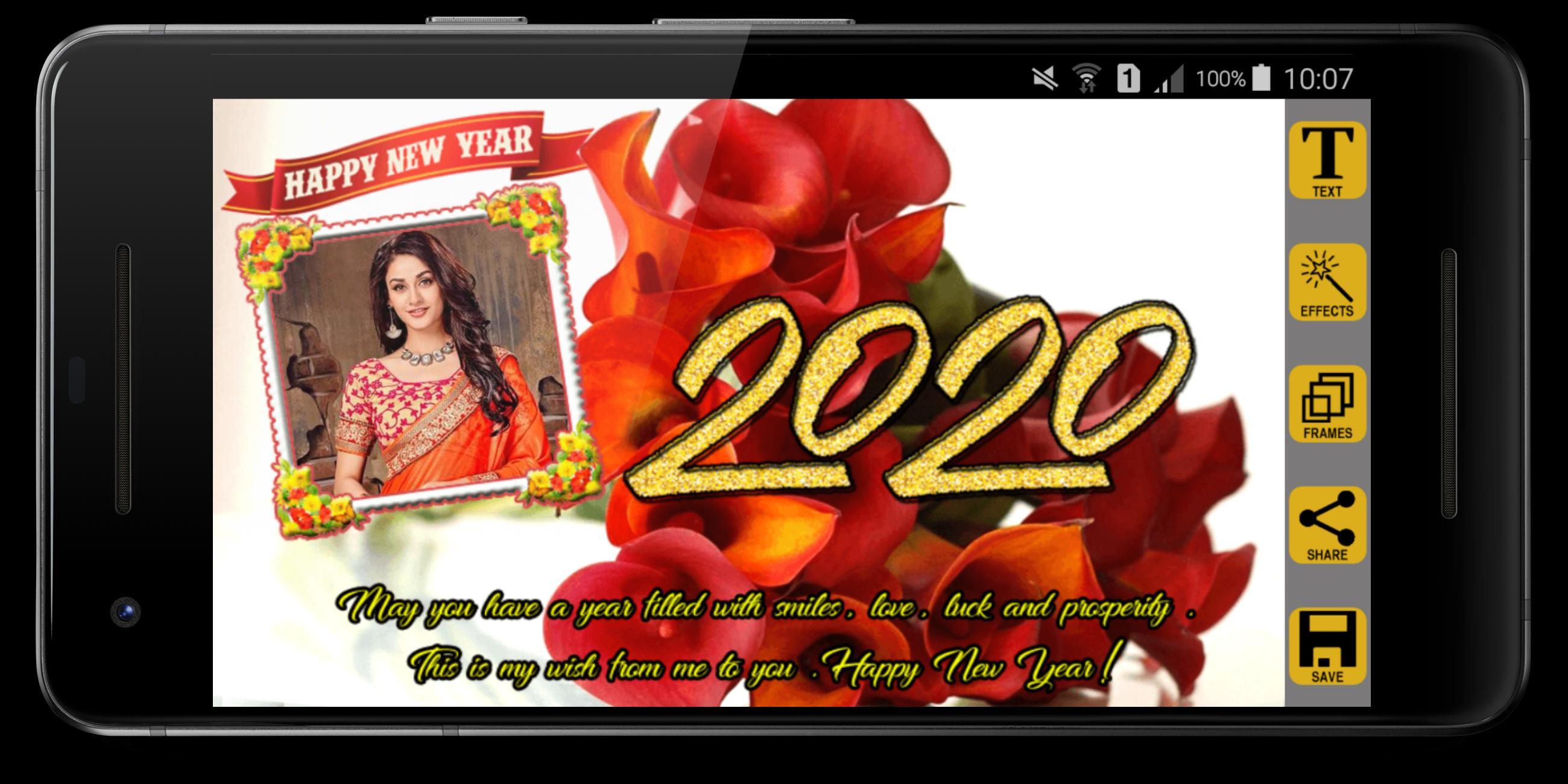 2020 Newyear Photo Editor Dlya Android Skachat Apk