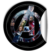 Avengers Stickers for WhatsApp (WAStickerApp) icon