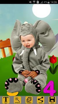 Baby Photo Montage screenshot 10