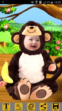 Baby Photo Montage screenshot 3