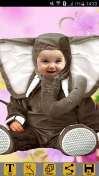 Baby Photo Montage screenshot 7
