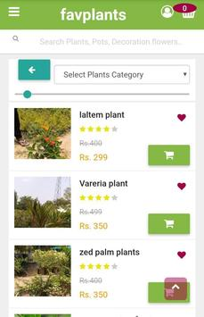 Favplants- Buy online plants & plants accessories screenshot 2