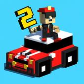 Smashy Road: Wanted 2 icône