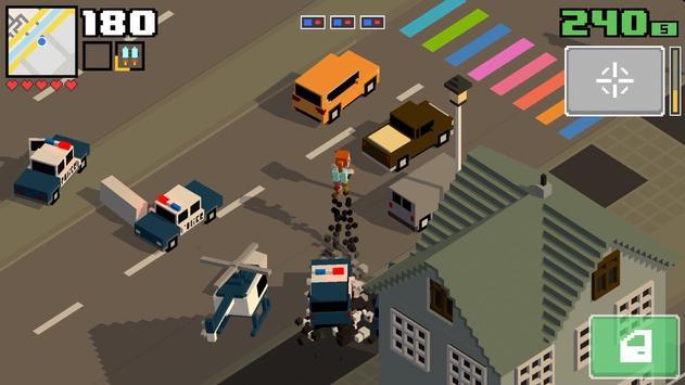 Smashy Road: Wanted 2 capture d'écran 8