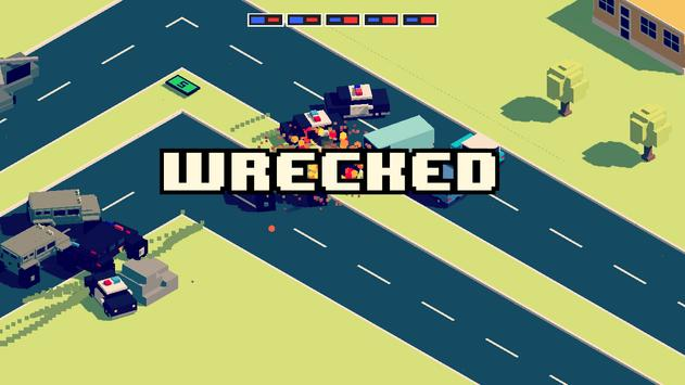 Smashy Road: Wanted screenshot 4