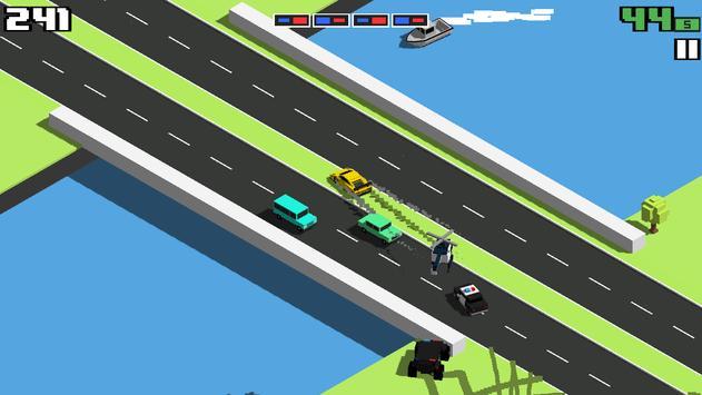 Smashy Road: Wanted screenshot 5
