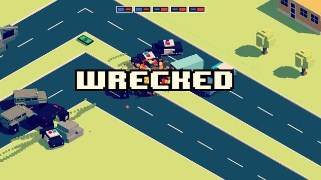 Smashy Road: Wanted screenshot 12