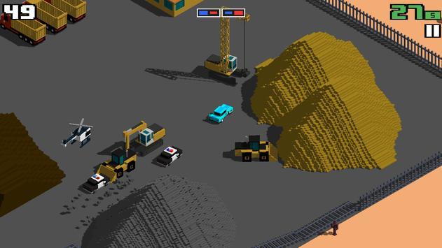 Smashy Road: Wanted screenshot 16
