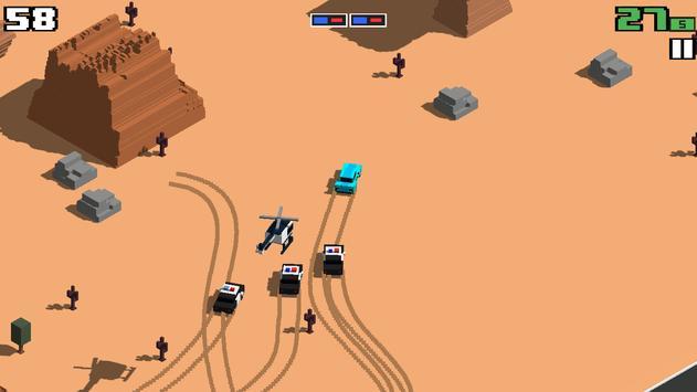 Smashy Road: Wanted screenshot 2