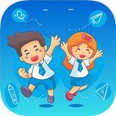 🧒Kids Learning app icon