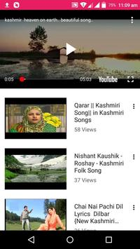 Kashmiri Songs -💃 Kashmiri Videos, Bhajan, Comedy screenshot 1
