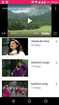 Kashmiri Songs -💃 Kashmiri Videos, Bhajan, Comedy screenshot 4