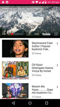 Kashmiri Songs -💃 Kashmiri Videos, Bhajan, Comedy screenshot 5