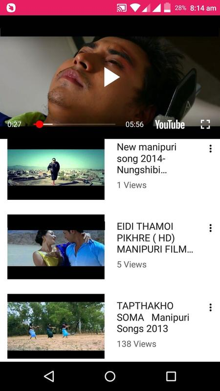 Manipuri latest album song 2017 youtube.