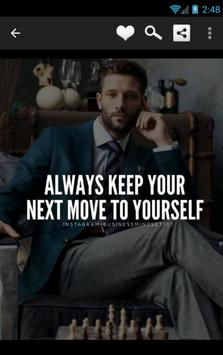 Men Motivational Quotes screenshot 1