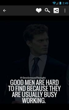 Men Motivational Quotes screenshot 2