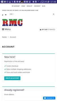 RMC screenshot 2