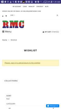 RMC screenshot 3