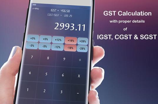 Calculator ảnh chụp màn hình 1